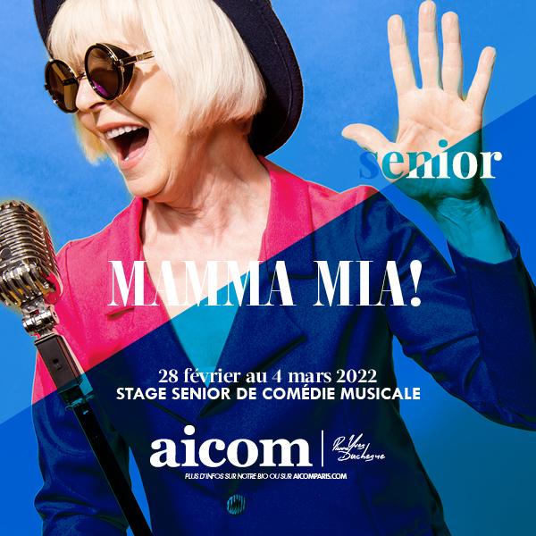 Stage Seniors Mamma Mia